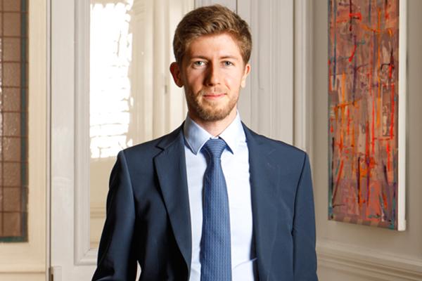 Adema avocats - cabinet d'avocats Paris - photo de Gatien Hamel - spécialiste en droit de l'immobilier - droit de l'urbanisme et droit de l'aménagement