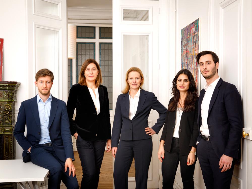 Equipe de Adema Avocats - cabinet d'avocats Paris- spécialiste droit immobilier - droit logement - droit urbanisme