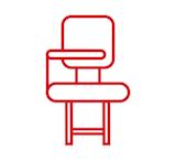 Adema - Avocat - droit immobilier - cabinet Paris- pictogramme bureau
