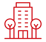 Adema Avocat - cabinet d'avocats Paris- spécialistes droit du logement - pictogramme logement