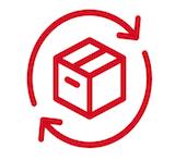 Adema avocats- cabinet d'avocats Paris- spécialistes du droit immobilier- pictogramme logistique